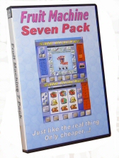 Arcade Fruit Machine 7 Pack