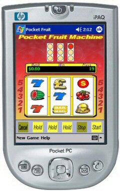 Pocket Fruit Machine